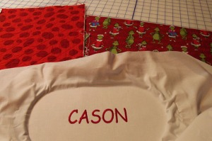 Cason's Stocking