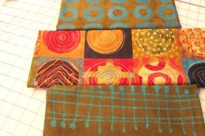 Marcia Derse and Malka Dubrawsky fabrics