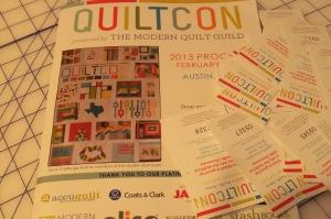 Quilt Con Block Challenge Quilt