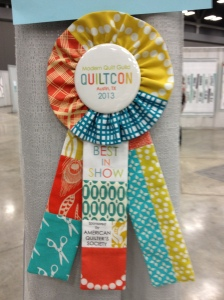 Best in Show ribbon